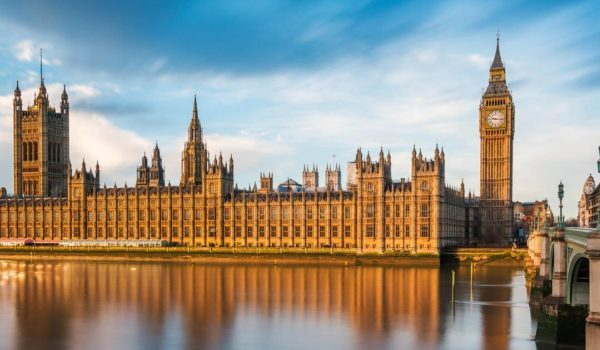 london-landmarks-Houses-of-Parliament